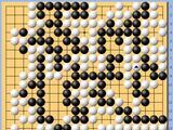 动图棋谱-国家女队VS国少队V 翟鸣胜陆敏全