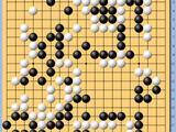 动图棋谱-国家女队VS国少队V 於之莹负王星昊