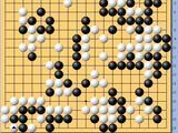 动图棋谱-国家队网训赛第6轮 范蕴若胜李维清