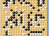 动图棋谱-围甲第3轮芈昱廷胜朴廷桓 柯洁中盘胜戎毅