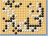 动图棋谱-GS加德士杯决赛III 申真谞执白胜金志锡