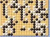 动图棋谱-名人战八强赛 江维杰中盘胜李维清