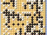 动图棋谱-女子围甲第16轮 於之莹执白中盘胜鲁佳