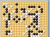 动图棋谱-最强棋士战半决赛 柯洁负朴廷桓