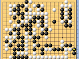 动图棋谱-弈决崆峒决赛陈耀烨胜柁嘉熹