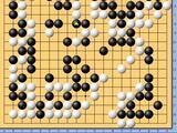 动图棋谱-陈毅杯决赛首局 唐宗哲执黑中盘胜马天放