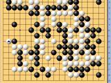 动图棋谱-大师赛围棋团体第5轮 柯洁胜马特乌斯