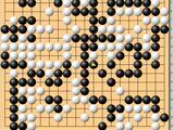 动图棋谱-围棋个人赛第7轮 於之莹胜万乐奇