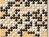 动图棋谱-晚报杯第12轮焦点战 周振宇胜潘文君