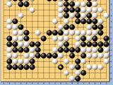动图棋谱-梦百合杯32强战 芈昱廷执黑胜陶欣然