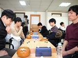高清-韩国龙星战32强赛首日 李昌镐朴廷桓同场竞技