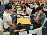高清-围棋团体赛第4轮 芮乃伟对阵金成进