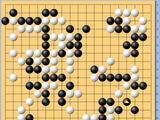 动图棋谱-围甲季后赛首轮首局 陈耀烨执黑胜陈正勋