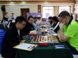 高清-国象甲级联赛第18轮 卫冕冠军上海战天津