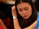 高清-国跳世界杯分站赛第7轮棋手特写