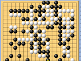 动图棋谱-金立杯中韩联赛冠军对抗