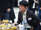 高清-中韩围棋联赛冠军对抗赛赛后