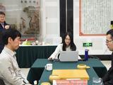 高清-中韩围棋联赛冠军对抗赛第二日
