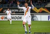 [欧联杯]罗马客场1-1总比分2-1根特