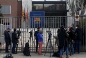 巴塞罗那俱乐部CEO奥斯卡-格劳及前主席巴托梅乌被逮捕