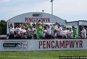 斯旺西女足奪得威爾士女足聯賽冠軍