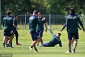 2020歐洲杯前瞻:意大利隊訓練備戰