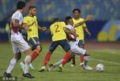 [美洲杯]哥伦比亚Vs秘鲁