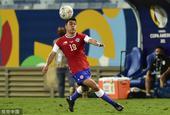 [美洲杯]乌拉圭1-1智利