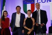 羅馬名宿托蒂成為2026年意大利冬奧會大使