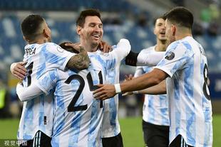 [美洲杯]阿根廷4-1玻利維亞