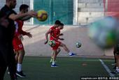 阿联酋联赛球队阿赫利正式复训