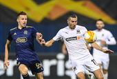 [欧联杯]萨格勒布迪纳摩1-0克拉斯诺达尔