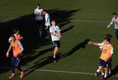 西班牙U21國家隊訓練備戰