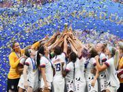 [世界杯决赛]美国女足2-0荷兰女足成功卫冕