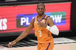 [NBA]太陽淘汰快船獲西部冠軍