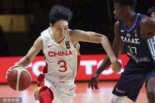 中國男籃無緣東京奧運會