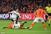[欧预赛]荷兰2-3德国