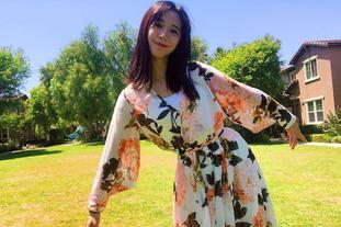 艺体女神鲍语晴分享生活照