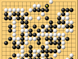 动图棋谱-最强棋士战柯洁胜井山 朴廷桓胜申真谞