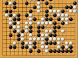动图棋谱-第九届龙星战B组第6局 杨鼎新胜常昊