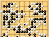 动图棋谱-围甲24轮天津VS厦门 谢尔豪胜柯洁