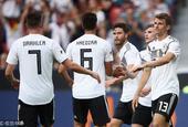 [热身赛]德国2-1沙特