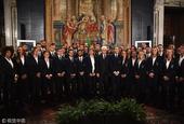 意大利男女足获总统接见皮尔洛领衔