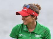 视频-蓝湾大师赛冠军推 洛佩兹赢个人LPGA首冠