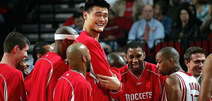 回顾NBA被姚明支配的恐惧