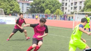 独臂运动员参赛足金长沙站