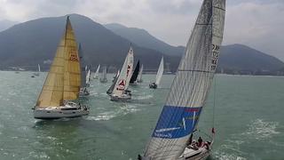 第十二届中国杯帆船赛Day3