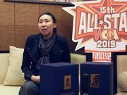 视频-苗立杰:中国女子篮球注重技术 日韩节奏更快