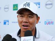 视频-吴阿顺:最后一洞可惜 夏天会去奥运场地勘察