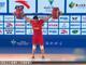 视频-全国男子举重锦标赛:杨哲两破纪录夺三金